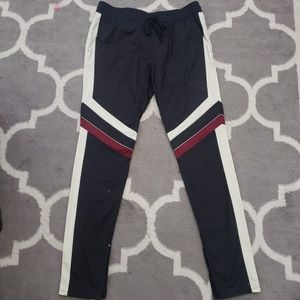 Pacsun Reflective Track Pants